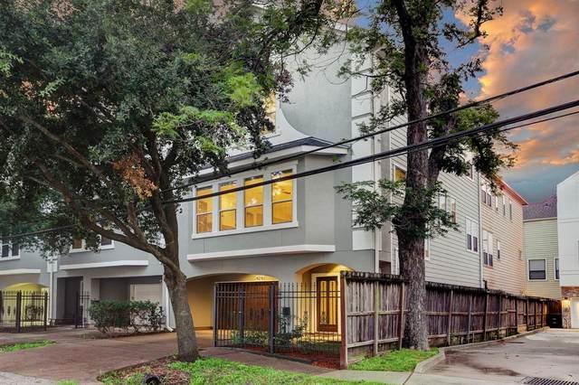 4216 Eli Street, Houston, TX 77007 (MLS #73305993) :: The Freund Group