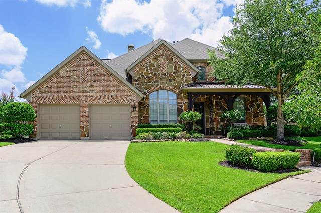 12319 Johns Purchase Court, Cypress, TX 77433 (MLS #73310490) :: The Heyl Group at Keller Williams