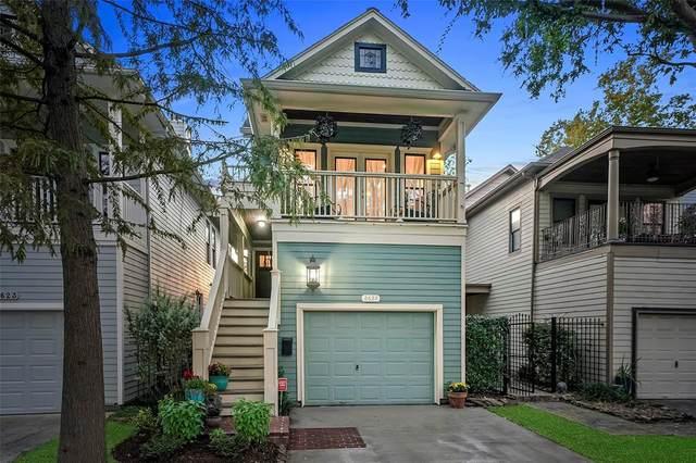 2627 Columbia Street, Houston, TX 77008 (MLS #7332305) :: TEXdot Realtors, Inc.