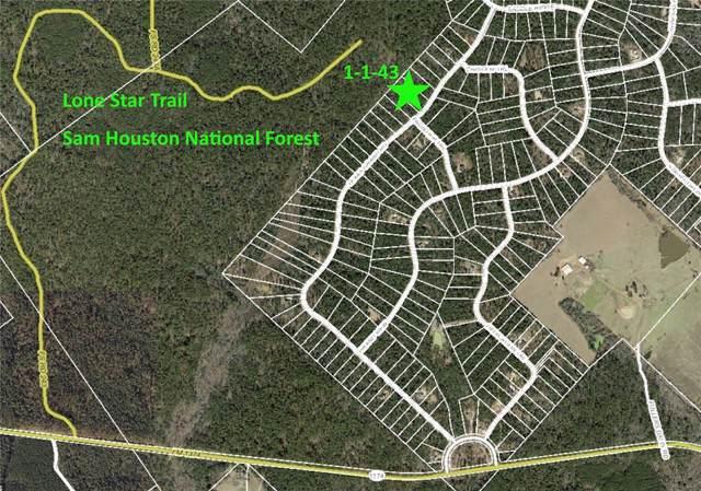 1-1-43 Texas Grand Road, Huntsville, TX 77340 (MLS #73335887) :: Ellison Real Estate Team