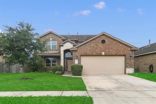 354 Kendall Crest Drive, Alvin, TX 77511 (MLS #7333687) :: Christy Buck Team