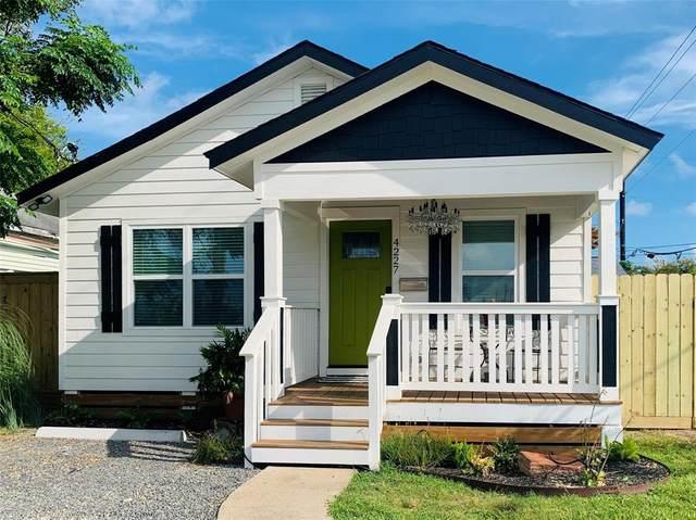 4227 Avenue L, Galveston, TX 77550 (MLS #73347260) :: TEXdot Realtors, Inc.