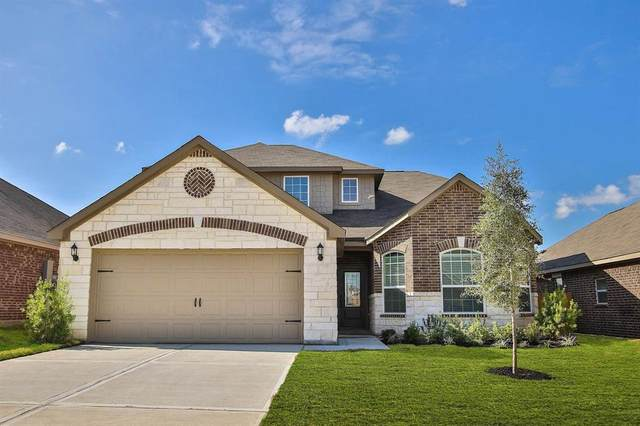 21202 Echo Manor Drive, Hockley, TX 77447 (MLS #73348084) :: The Bly Team