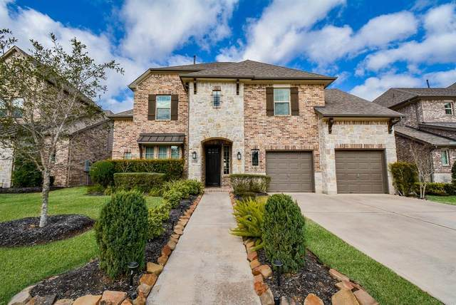 10039 Tribeca Trail, Missouri City, TX 77459 (MLS #7334962) :: The Home Branch