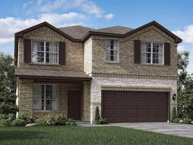1724 Allendale Bluff Lane, Pearland, TX 77089 (MLS #7335339) :: Guevara Backman
