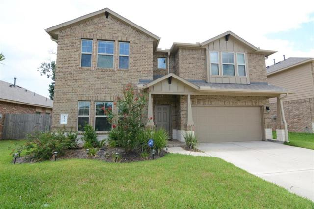 135 Meadow Valley Drive, Conroe, TX 77384 (MLS #73362868) :: Christy Buck Team
