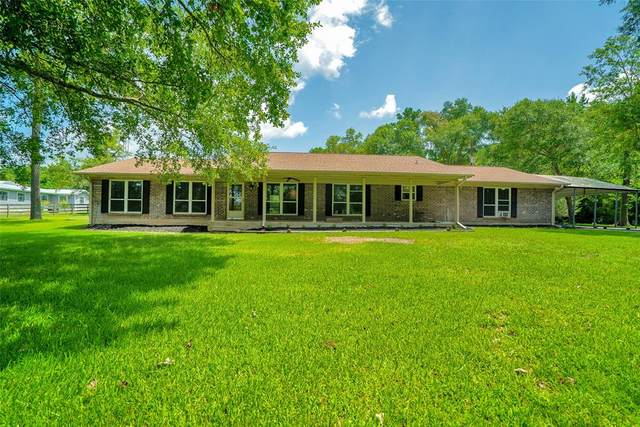 12216 Shepard Hill Road, Willis, TX 77318 (MLS #73364507) :: Ellison Real Estate Team