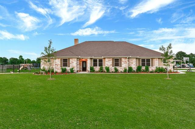 1890 Fm 163 Road, Cleveland, TX 77327 (MLS #73372902) :: The SOLD by George Team
