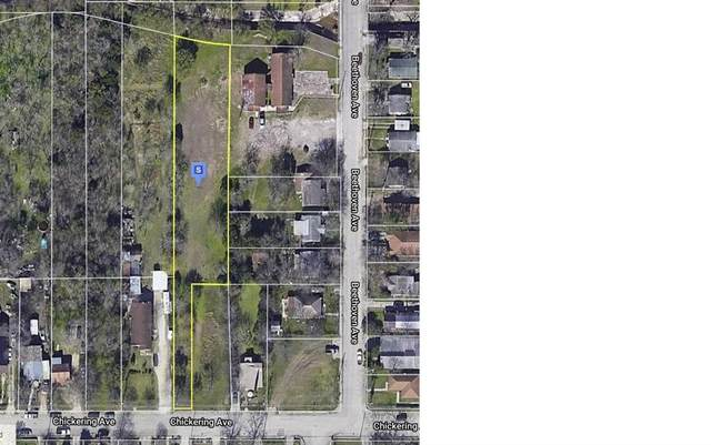 237 Chickering Avenue, San Antonio, TX 78210 (MLS #73373051) :: The Freund Group