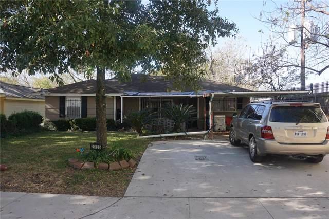 2335 Haldane Drive, Houston, TX 77055 (MLS #73380134) :: Texas Home Shop Realty
