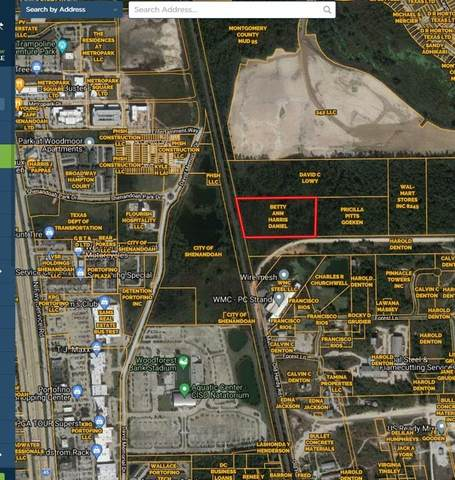 0 Private Road, Conroe, TX 77304 (MLS #73381407) :: The Freund Group