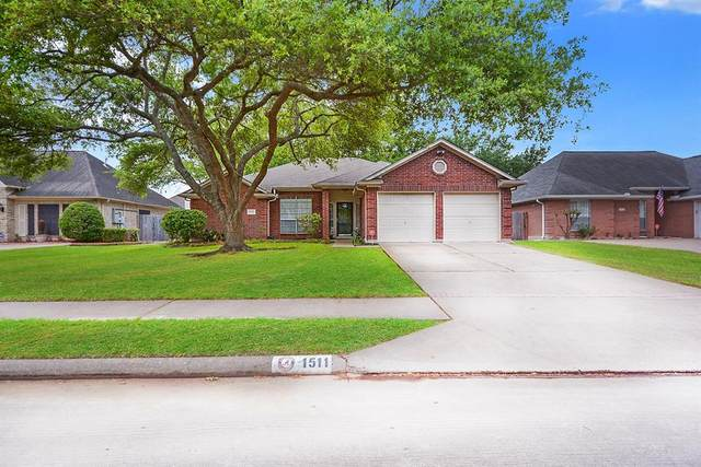 1511 Watts Avenue, Katy, TX 77493 (MLS #73390373) :: Green Residential