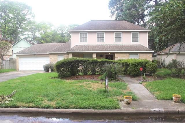 2823 Blue Glen Lane, Houston, TX 77073 (MLS #73391540) :: Texas Home Shop Realty