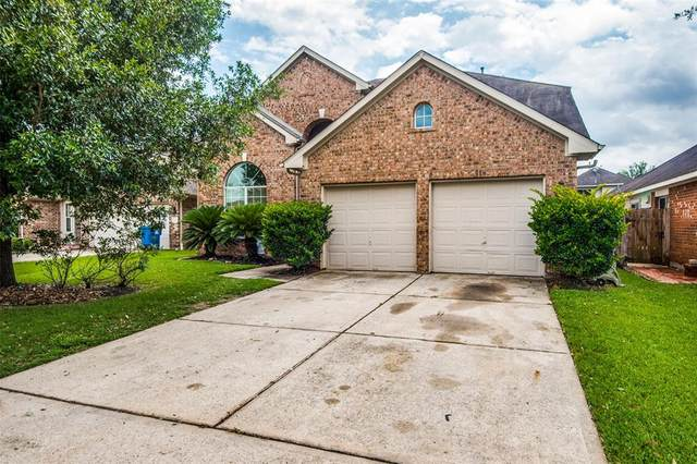21802 Mansfield Bluff Lane, Spring, TX 77379 (MLS #73404895) :: The Andrea Curran Team powered by Styled Real Estate