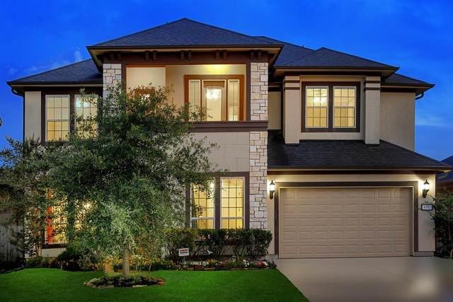 127 Bella Vista, Shenandoah, TX 77381 (MLS #73407469) :: The Property Guys