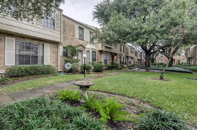 7505 Memorial Woods Drive 8A, Houston, TX 77024 (MLS #73412797) :: Krueger Real Estate