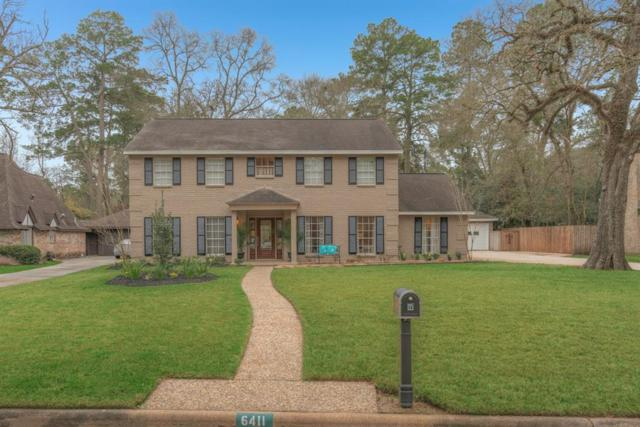 6411 Glenhill Drive, Spring, TX 77389 (MLS #73428172) :: Fanticular Real Estate, LLC