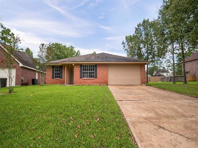718 Parral Court, Crosby, TX 77532 (MLS #73432783) :: The Jill Smith Team