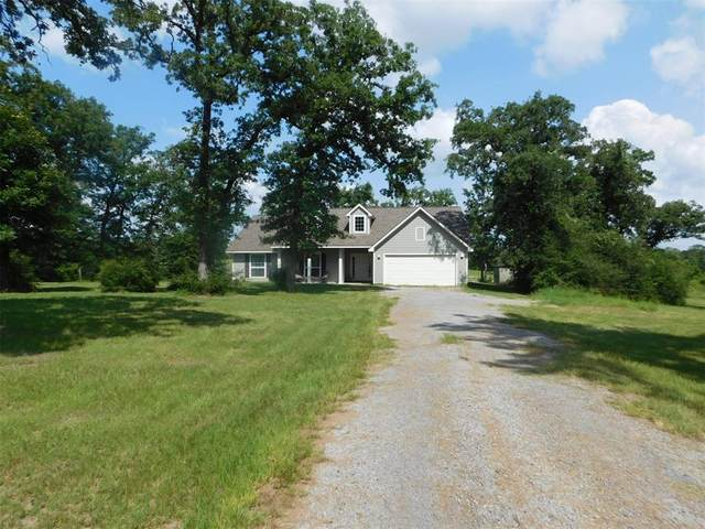3649 County Road 278, Centerville, TX 75833 (MLS #73437658) :: My BCS Home Real Estate Group