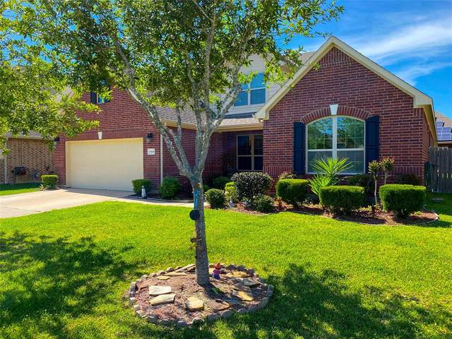 1504 Preserve Lane, Pearland, TX 77089 (MLS #73439323) :: CORE Realty