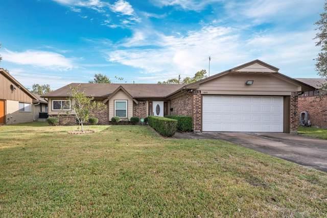 11522 Sagegrove Lane, Houston, TX 77089 (MLS #73441399) :: The Heyl Group at Keller Williams