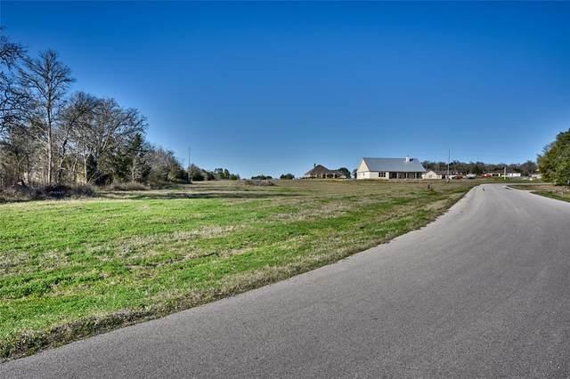 355 Carey Drive, Brenham, TX 77833 (MLS #73453597) :: Guevara Backman