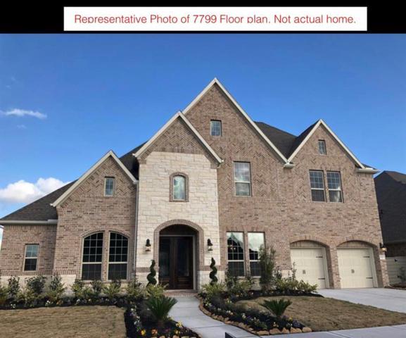 2611 Walnut Trail Lane, Manvel, TX 77578 (MLS #73457831) :: Christy Buck Team