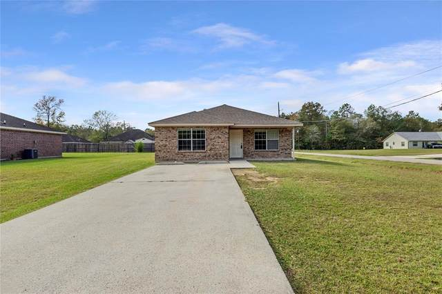 1302 Shell Avenue, Cleveland, TX 77327 (MLS #73460494) :: The Freund Group