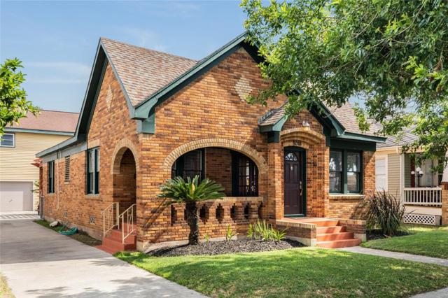 5018 Avenue O, Galveston, TX 77551 (MLS #73468877) :: The SOLD by George Team
