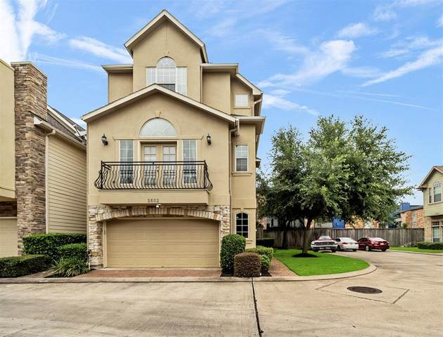 2602 Starboard Point Drive, Houston, TX 77054 (MLS #73469679) :: The Freund Group