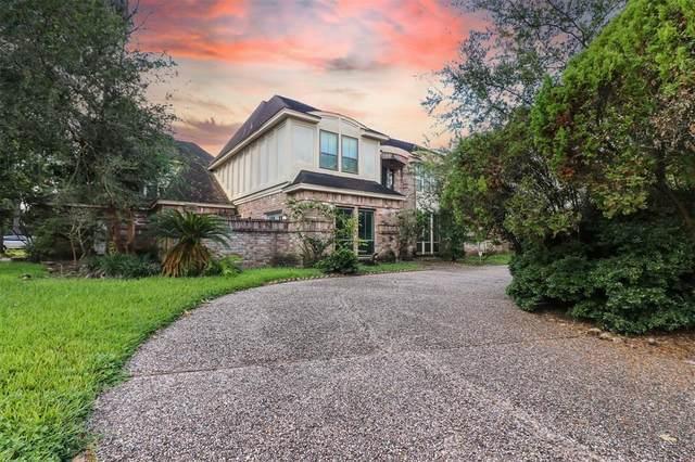 1003 Crossroads Drive, Houston, TX 77079 (MLS #73474927) :: The Home Branch
