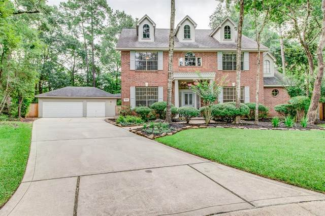 222 S Cochrans Green Circle, The Woodlands, TX 77381 (MLS #73476057) :: Christy Buck Team