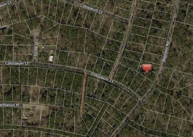 Lot 18 Republic Road, New Caney, TX 77357 (MLS #73478050) :: TEXdot Realtors, Inc.