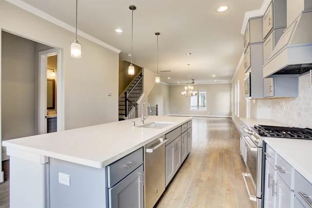 1317B W 24th Street, Houston, TX 77008 (MLS #73490279) :: Giorgi Real Estate Group