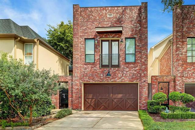 2501 Mcduffie Street, Houston, TX 77019 (MLS #73503359) :: Caskey Realty