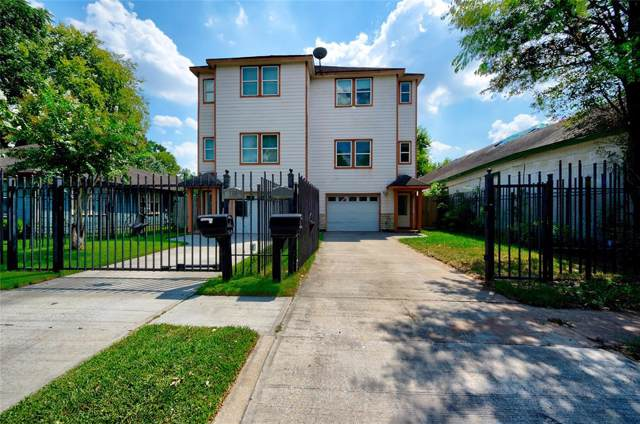 740 W 27th Street, Houston, TX 77008 (MLS #73519820) :: Caskey Realty