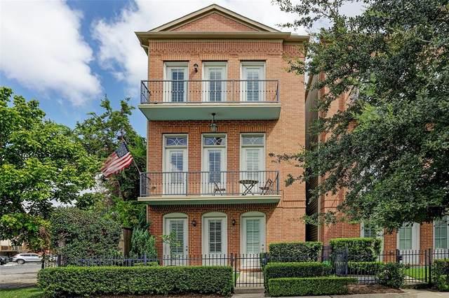1809 Ashland Street, Houston, TX 77008 (MLS #73520329) :: My BCS Home Real Estate Group