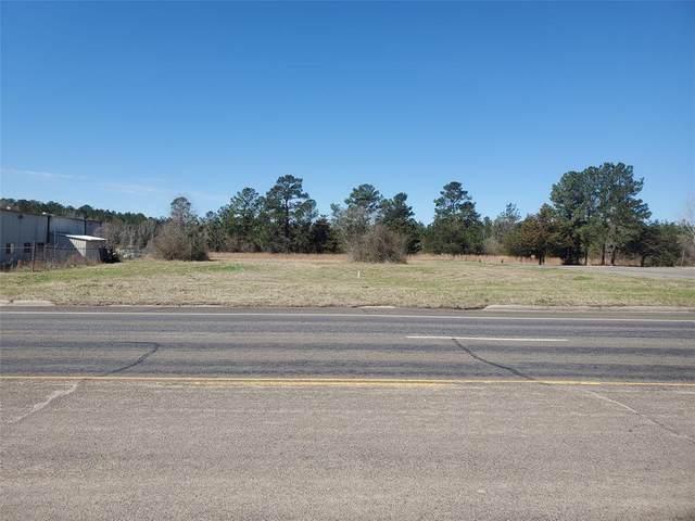 TBD N Washington Avenue, Livingston, TX 77351 (MLS #73520824) :: The Sansone Group