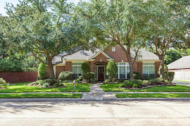 1223 Forest Bend Drive, Sugar Land, TX 77479 (MLS #73530670) :: Team Sansone