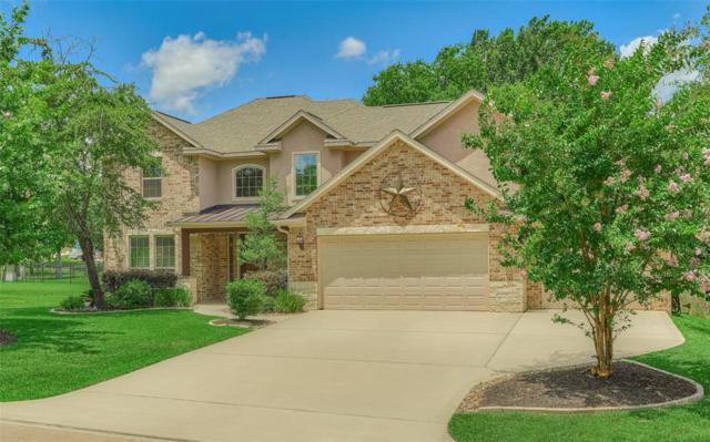 3607 Whittier, Montgomery, TX 77356 (MLS #73532962) :: The SOLD by George Team