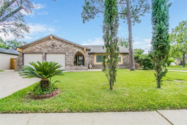 802 Bradwell Drive, Houston, TX 77062 (MLS #73533868) :: The Stanfield Team | Stanfield Properties