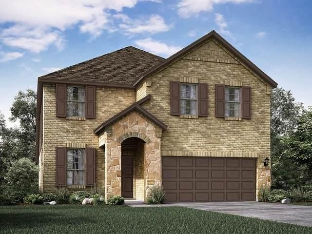 4422 Sandhill Terrace Lane, Katy, TX 77493 (MLS #73536606) :: Lerner Realty Solutions
