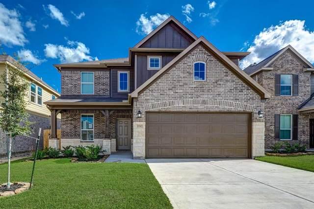 20747 Beeston Glade Lane, Katy, TX 77449 (MLS #73537266) :: Caskey Realty
