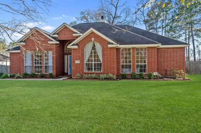 5503 Teakwood Lane, Magnolia, TX 77354 (MLS #73540217) :: TEXdot Realtors, Inc.