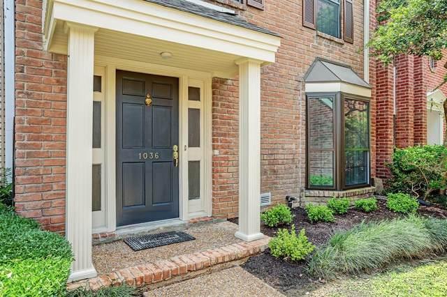 1036 Augusta Drive, Houston, TX 77057 (MLS #73556248) :: Green Residential