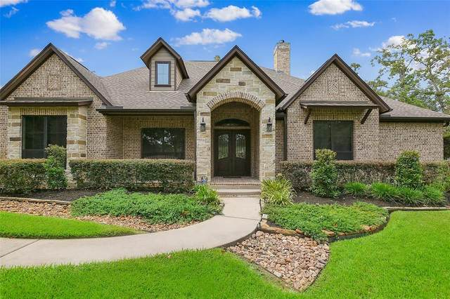 23526 High Meadow Estates Drive, Montgomery, TX 77316 (MLS #73558200) :: The Queen Team