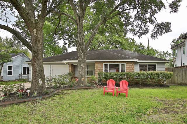 5541 Huisache, Bellaire, TX 77401 (MLS #73558221) :: The SOLD by George Team