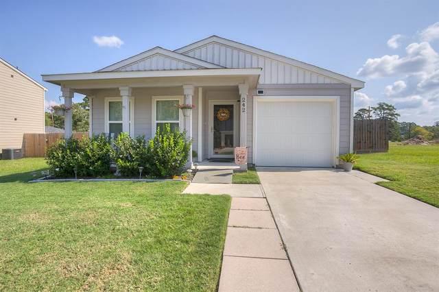 242 Plum Tree Drive, Livingston, TX 77351 (MLS #73564109) :: Caskey Realty