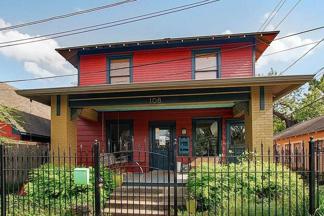 108 W 10th 1/2 Street, Houston, TX 77008 (MLS #73566282) :: The Property Guys