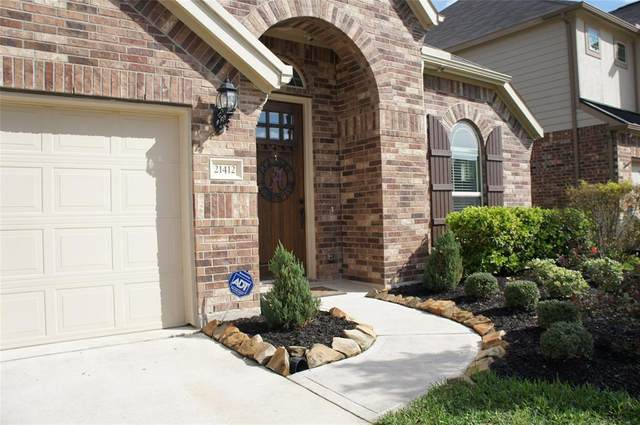 21412 Kings Guild Lane, Kingwood, TX 77339 (MLS #73573343) :: Giorgi Real Estate Group